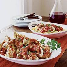 Italian Crab and Pasta Recipe