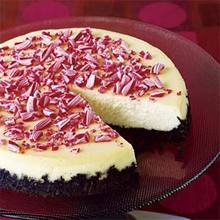 Crushed-Peppermint Cheesecake Recipe