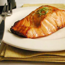 Lime-Marinated Broiled Salmon Recipe