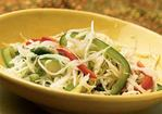 Three-Pepper Slaw Recipe