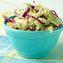 Cabbage and Celery Root Slaw Recipe