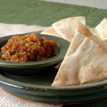 Smoky Tomato Relish Recipe