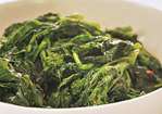 Broccoli Rabe with Currant Vinaigrette Recipe