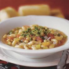White Bean Soup With Gremolata Recipe