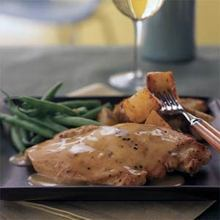 Chicken with Lime Sauce Recipe