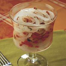 Minted Onion Relish Recipe