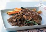 Pork Medallions with Porcini Mushroom Sauce Recipe