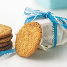 Cinnamon-Sugar Cookies Recipe