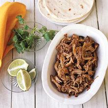 Pulled-Pork Tacos Recipe