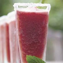 Watermelon-Mint Margaritas Recipe