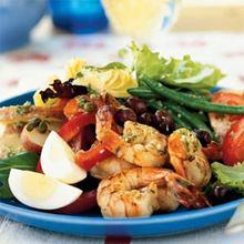 French-Style Shrimp Salad Recipe