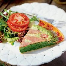Prosciutto and Spinach Torta Recipe