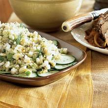 Herring and Apple Salad Recipe