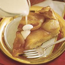 Easy Apple Tart With Ol' South Custard Recipe
