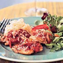 Spicy Pork Parmesan Cutlets Recipe