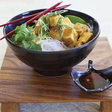 Sautéed Tofu (Dau Hu Xao Dau Hao) Recipe