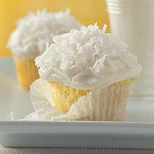 Basic White Cupcakes Recipe