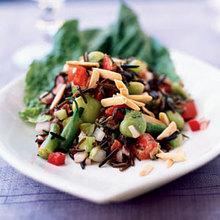 Wild Rice and Summer Succotash Salad Recipe