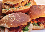 Grilled Pork Tenderloin Sandwiches Recipe