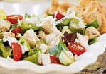 Herbed Greek Chicken Salad Recipe