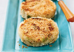 Crisp Mashed Potato Cakes Recipe