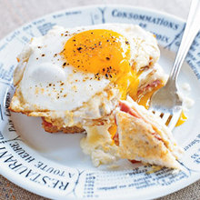 Croque-Madame Recipe