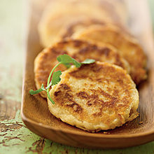 Arepas with Savory Topping Recipe