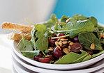 Arugula, Grape, and Sunflower Seed Salad Recipe