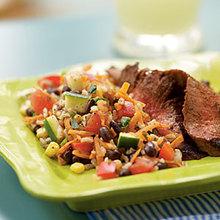 Southwestern Confetti Salad Recipe