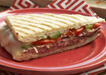 Philly Beef Panini Recipe