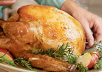 Spice-Brined Turkey with Cider Pan Gravy Recipe