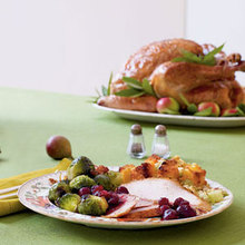 Simple Herb-Roasted Turkey Recipe