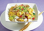 Confetti Fried Rice Recipe