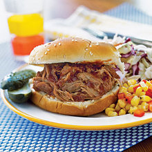 Slow-Cooker Pulled Pork Recipe