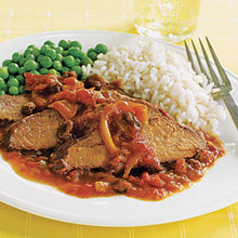 Slow-Cooker Sweet-and-Sour Brisket Recipe