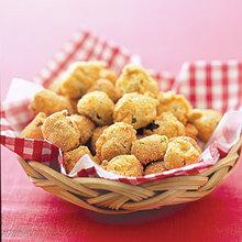 Southern Fried Okra Recipe