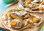 Individual Grilled Veggie Pizzas Recipe