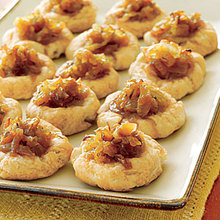 Vidalia Onion Tarts Recipe