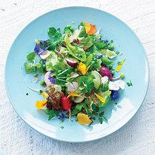 Eat-your-garden salad Recipe