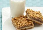 PB&J Snack Bars Recipe