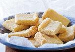 Vanilla Bean Shortbread Recipe