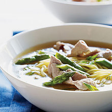 Chinese Pork and Asparagus Soup Recipe