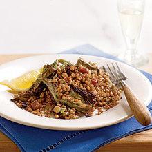 Wheat Berry Salad Recipe