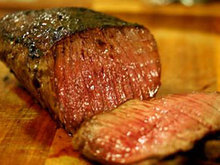 Mom's Pan-fried London Broil Steak Recipe