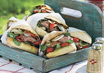 Flank Steak Sandwiches With Blue Cheese Recipe
