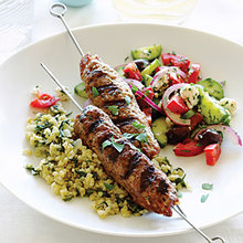 So Amazing Armenian Lula Kebabs Recipe