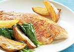 Blackened Cumin-Cayenne Tilapia Recipe