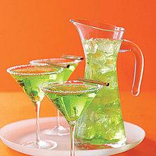Sour-Apple Spritzers Recipe
