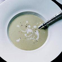 Creamy Spring Onion Soup Recipe