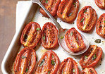 Aromatic Slow-Roasted Tomatoes Recipe